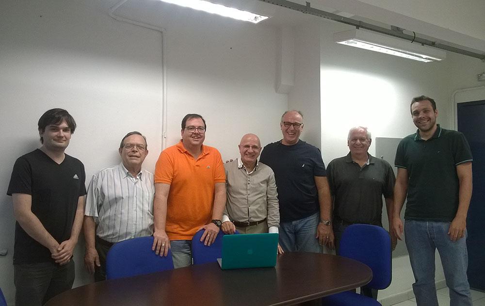 Notícia: Criado o primeiro Grupo de Pesquisa da Fatec Rubens Lara