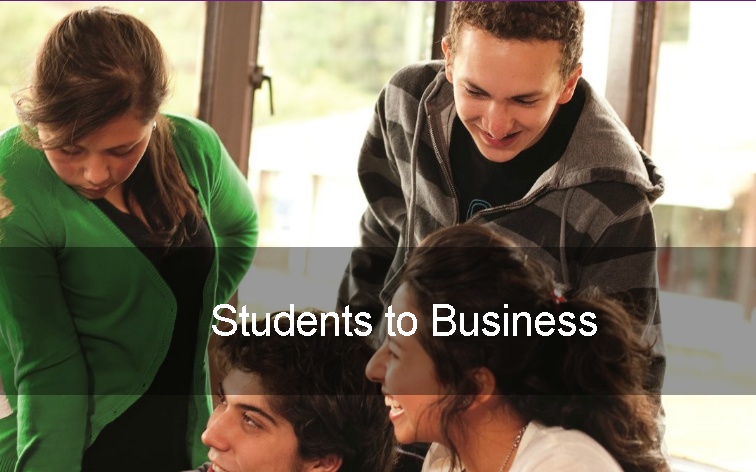 Notícia: Students to Business - Microsoft