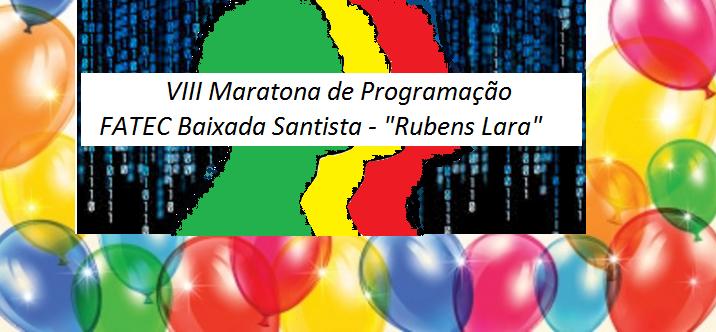 Notícia: VIII Maratona de Programação da FATEC