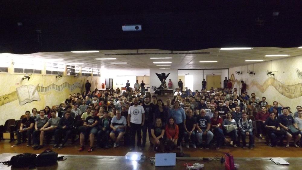 Imagem: 1º Meetup Agile Santos