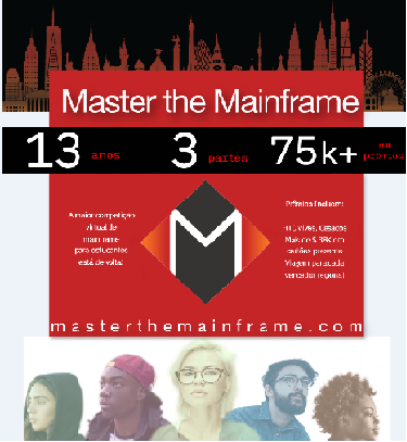 Notícia: Concurso mundial - Master the Mainframe