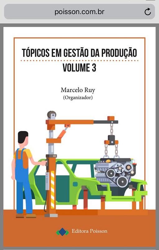 Notícia: Capítulo de Livro dos alunos de pesquisa de Gestão Portuária