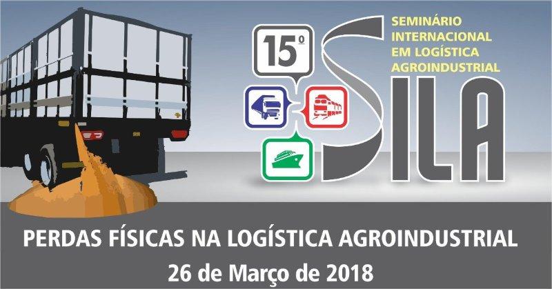 Notícia: 15º Seminário Internacional em Logística Agroindustrial