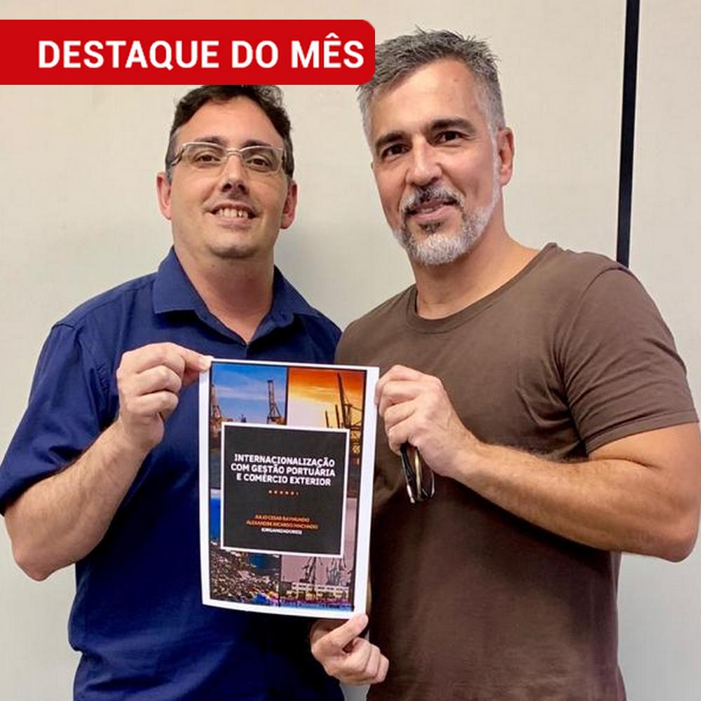 Professores da Fatec Rubens Lara lançam livro