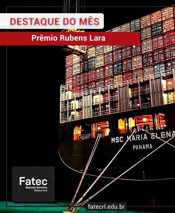 Lançado Prêmio de Reconhecimento Acadêmico Rubens