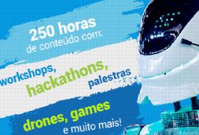Imagem: Venha Participar do Campus Party Brasil