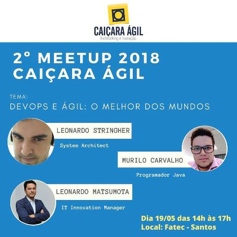 Notícia: Fatec Rubens Lara recebe 2° Meetup de Agile 2018