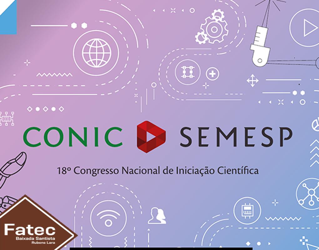 Notícia: 18º Congresso Nacional de Iniciação Científica abre inscrições.